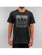 adidas t-shirt Blackbird Logo Fill zwart