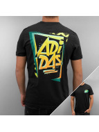 adidas t-shirt 80s Show Graphic zwart