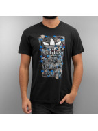 adidas t-shirt Culture Clash zwart