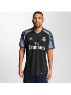 adidas t-shirt Adidas Real Madrid Trikot zwart