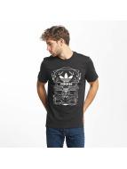 adidas t-shirt Rectangle 3 zwart