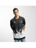 adidas t-shirt Tango Future Layered zwart