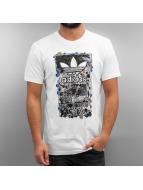 adidas T-shirtar Culture Clash vit