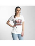 adidas T-shirtar Trefoil vit