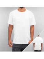 adidas T-Shirts Boxy beyaz