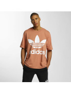 adidas T-shirts AC Boxy rosa