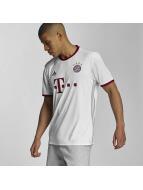 adidas T-Shirty FC Bayern München UCL bialy