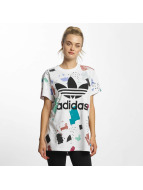 adidas T-Shirty Color DAB kolorowy