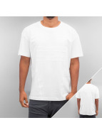 adidas T-skjorter Boxy hvit
