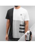 adidas T-skjorter Panel Wars hvit