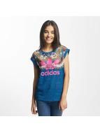 adidas T-skjorter Borbomix Roll Up mangefarget