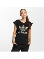 adidas T-skjorter Jardim A svart