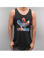 adidas Tank Tops Graphic 80s black