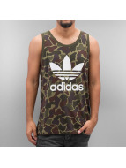 adidas Tank Tops Camo camouflage
