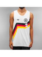 adidas Tanktop Germany wit