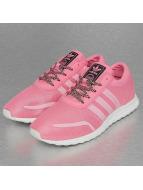 adidas Tennarit Los Angeles J vaaleanpunainen