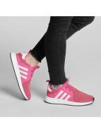 adidas Tennarit X_PLR J vaaleanpunainen