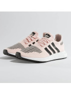 adidas Tennarit Swift Run J vaaleanpunainen