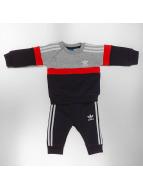 adidas Trainingspak Trefoil Sweat blauw