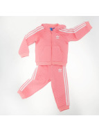 adidas Trainingspak Quilted HFL pink