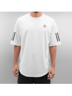 adidas Tričká Relaxed Jersey biela