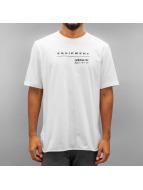 adidas Tričká Equipment Logo biela