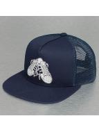 adidas Trucker Sneaker bleu
