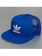 adidas Trucker Cap Trefoil blau