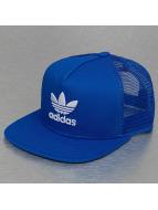 adidas Trucker Capler Trefoil mavi