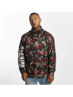 adidas Übergangsjacke Pharrell Williams HU Hiking camouflage