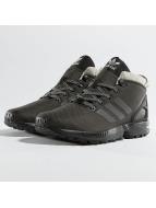adidas Vapaa-ajan kengät ZX Flux 5/8 TR musta