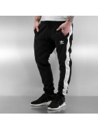 adidas Verryttelyhousut Berlin Sport Cuffed Bottom musta
