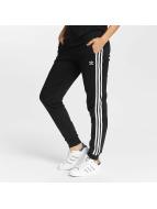 adidas Verryttelyhousut 3 Strips musta