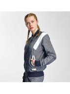 adidas Veste demi-saison Tracktop bleu