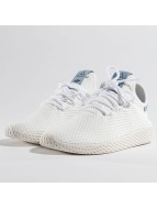 Adidas PW Tennis HU J Sneakers Ftwr White/Ftwr White/ Tac Blue