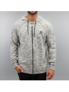 adidas Zip Hoodie PT FZ šedá
