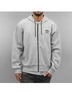adidas Zip Hoodie Brand šedá