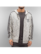 adidas Zip Hoodie CLFN French Terry FZ grå