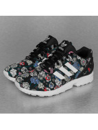 ZX Flux Sneakers Core Bl...