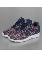 ZX Flux Sneakers Dark Sl...