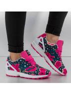 ZX Flux Sneakers Shock P...