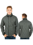Alife & Famous Демисезонная куртка Ramos серый