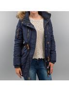 Alife & Famous Зимняя куртка Selma синий