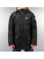 Alife & Famous Зимняя куртка David черный