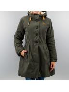 Alife & Famous Пальто Hanna серый