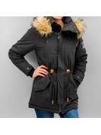 Alife & Famous Пальто Flora черный