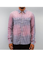 Alife & Famous Max Shirt Purple/Beige Checked