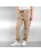 Alife & Famous Pantalon chino Paula beige