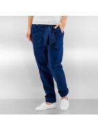 Alife & Famous Pantalon chino Paula bleu