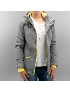 Alife & Kickin Демисезонная куртка Jade серый